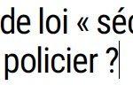 1 – état policier vincent b